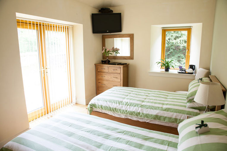 Fairydean Mill Twin Room